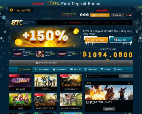 Generation vip bitcoin casino review