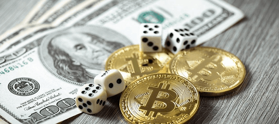 Online bitcoin gambling sites